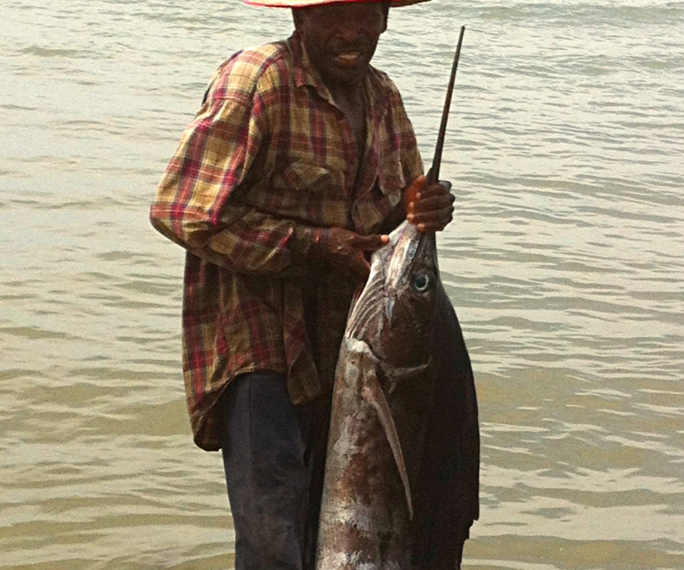 Trujillo Fisherman w swordfishFotor